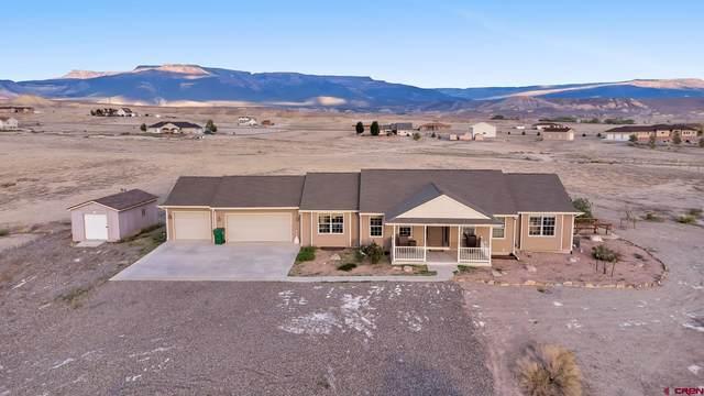 480 Martin Lane, Grand Junction, CO 81527 (MLS #787806) :: The Howe Group | Keller Williams Colorado West Realty