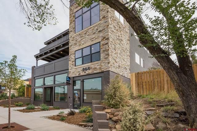 564 E 2nd Avenue #202, Durango, CO 81301 (MLS #787819) :: Durango Mountain Realty