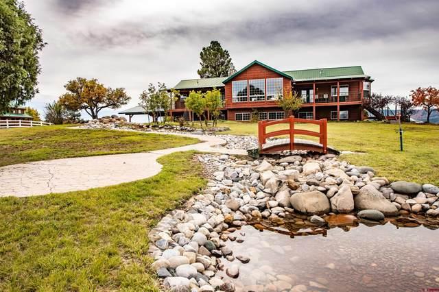 144 Meadows Drive, Pagosa Springs, CO 81147 (MLS #787820) :: The Howe Group   Keller Williams Colorado West Realty