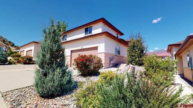 267 Castle Ridge Drive, New Castle, CO 81647 (MLS #787829) :: The Howe Group | Keller Williams Colorado West Realty