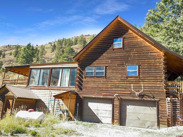 23093 Hwy 145, Dolores, CO 81323 (MLS #787841) :: The Howe Group | Keller Williams Colorado West Realty