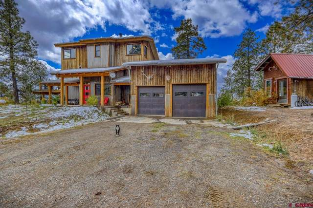 480 Berryhill Drive, Pagosa Springs, CO 81147 (MLS #787868) :: The Howe Group   Keller Williams Colorado West Realty