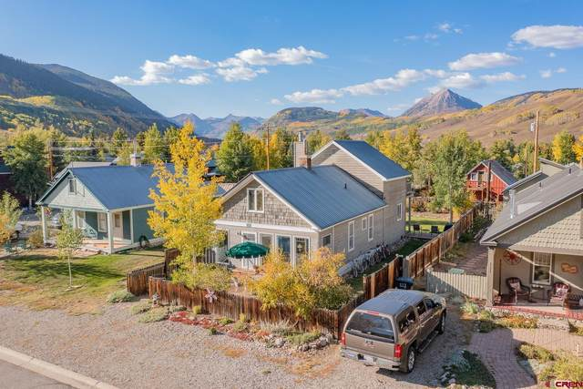 107 Gothic Avenue, Crested Butte, CO 81224 (MLS #787874) :: The Howe Group | Keller Williams Colorado West Realty