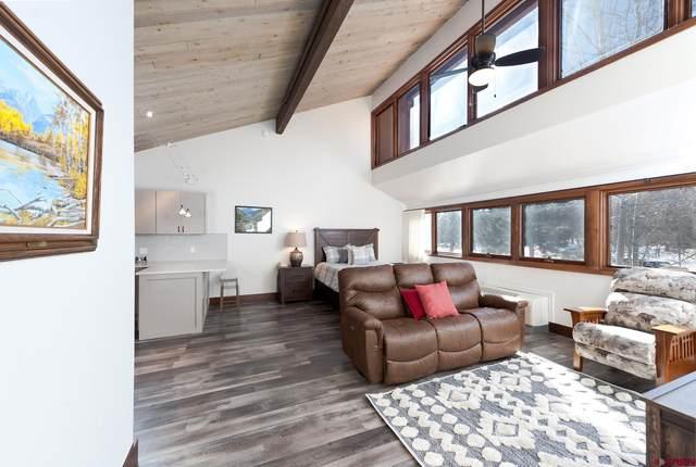 365 S Tamarron Drive #711, Durango, CO 81301 (MLS #787885) :: Durango Mountain Realty