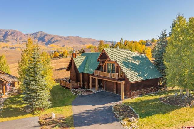 63 Paradise Road, Mt. Crested Butte, CO 81225 (MLS #787900) :: The Howe Group | Keller Williams Colorado West Realty
