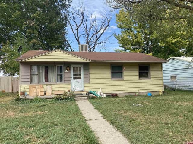 1062 Montana Street, Nucla, CO 81424 (MLS #787907) :: The Howe Group | Keller Williams Colorado West Realty