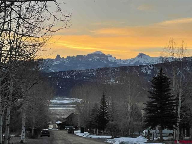 TBD Tabernash Drive, Ridgway, CO 81432 (MLS #787922) :: The Howe Group   Keller Williams Colorado West Realty