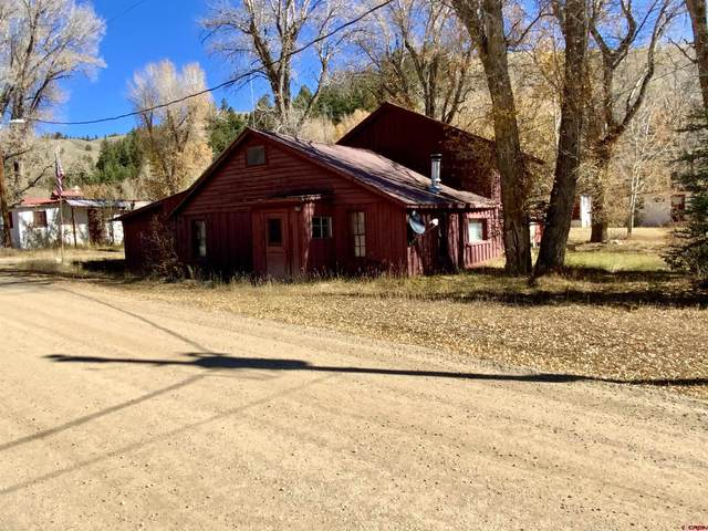 116 County Road 771, Ohio City, CO 81237 (MLS #787941) :: The Howe Group | Keller Williams Colorado West Realty
