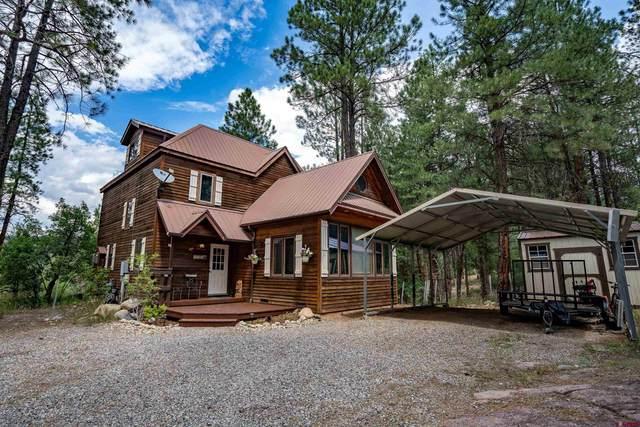 12906 County Road 250, Durango, CO 81301 (MLS #787954) :: Durango Mountain Realty