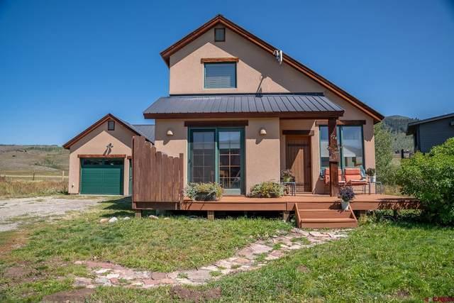 674 Shavano Street, Crested Butte, CO 81224 (MLS #787959) :: The Howe Group | Keller Williams Colorado West Realty
