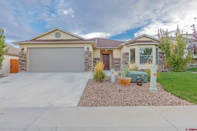 1529 Animas Street, Montrose, CO 81401 (MLS #787972) :: The Howe Group | Keller Williams Colorado West Realty