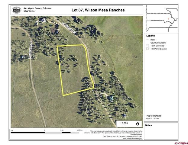 TBD E Anderson Road, Placerville, CO 81430 (MLS #788002) :: The Howe Group | Keller Williams Colorado West Realty