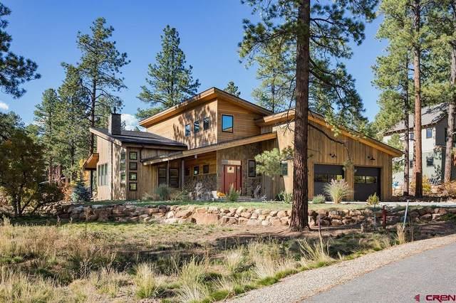 36 Engine Creek Court, Durango, CO 81301 (MLS #788025) :: Durango Mountain Realty