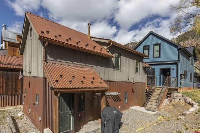 548 W Pacific Avenue B, Telluride, CO 81435 (MLS #788037) :: The Howe Group   Keller Williams Colorado West Realty