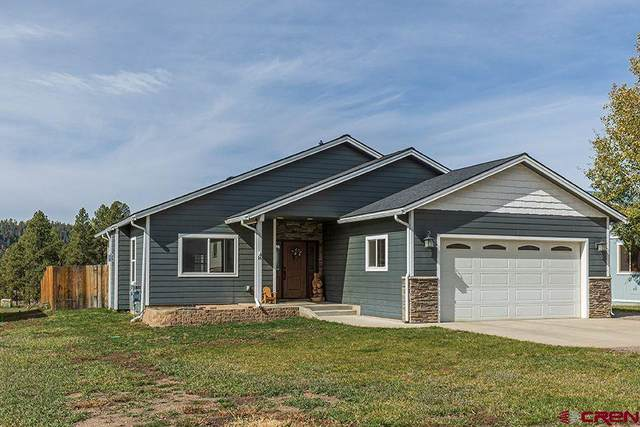 16 Chateau Lane, Bayfield, CO 81122 (MLS #788065) :: The Howe Group   Keller Williams Colorado West Realty