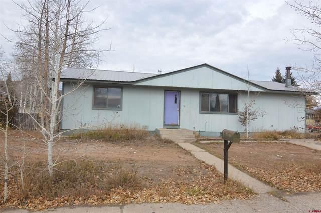 19 Irwin Street, Gunnison, CO 81230 (MLS #788076) :: The Howe Group   Keller Williams Colorado West Realty