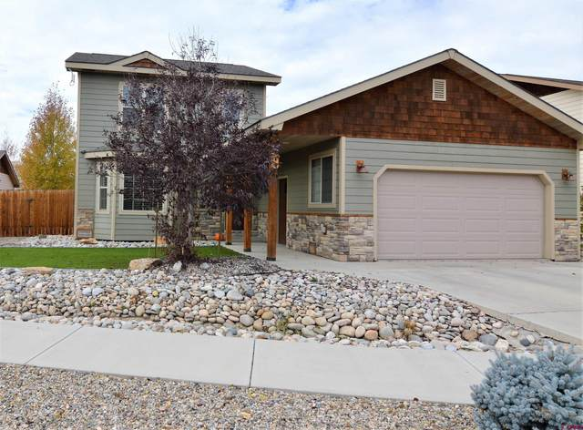 907 Sunny Slope Drive, Gunnison, CO 81230 (MLS #788077) :: The Howe Group | Keller Williams Colorado West Realty