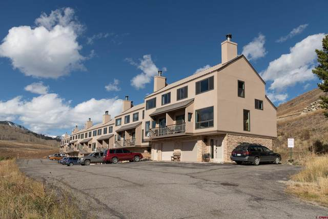 20 Snowfall Drive 6B (Aka 12), Mt. Crested Butte, CO 81225 (MLS #788089) :: The Howe Group | Keller Williams Colorado West Realty