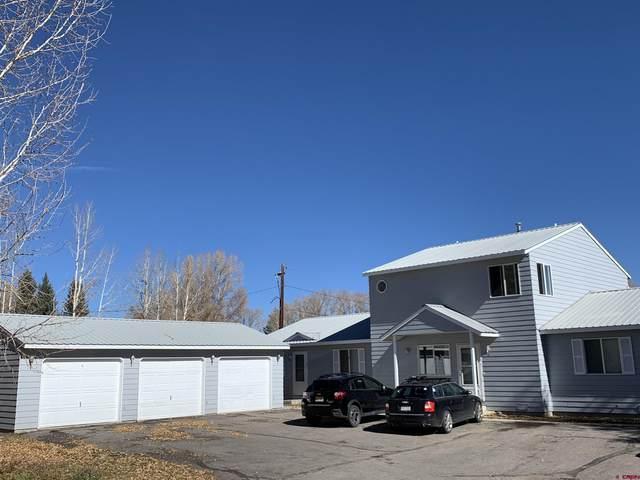 290 S 5th Street, Gunnison, CO 81230 (MLS #788115) :: The Howe Group   Keller Williams Colorado West Realty