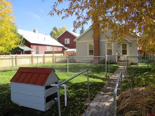 610 N Pine Street, Gunnison, CO 81230 (MLS #788158) :: The Howe Group | Keller Williams Colorado West Realty