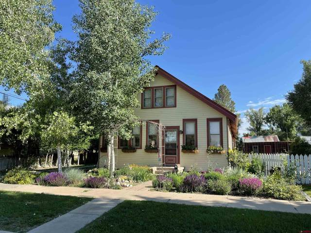 508 W Virginia Avenue, Gunnison, CO 81230 (MLS #788169) :: The Howe Group | Keller Williams Colorado West Realty