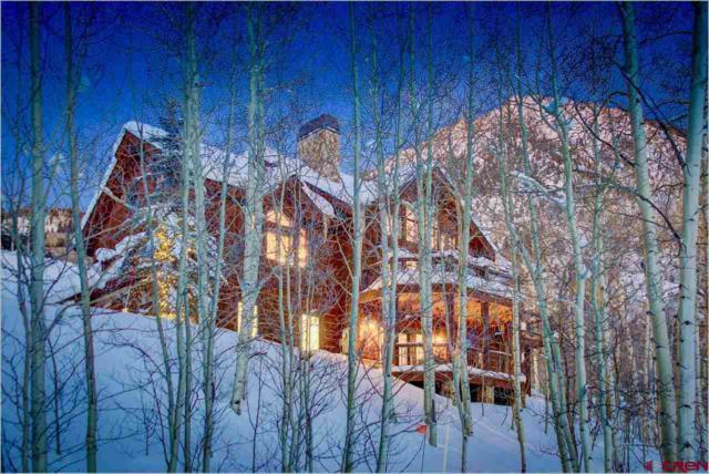7 Peakview Drive, Mt. Crested Butte, CO 81225 (MLS #13316) :: Durango Home Sales