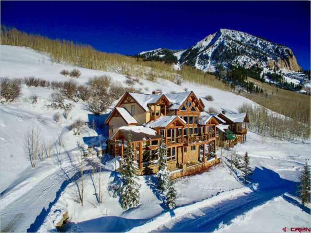 3 Forest Lane, Mt. Crested Butte, CO 81225 (MLS #13764) :: Durango Home Sales