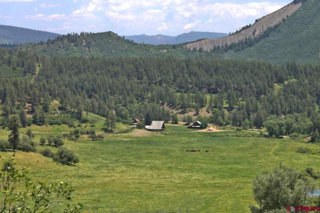 TBD Destination Ranch Road East, Durango, CO 81301 (MLS #708304) :: Durango Mountain Realty
