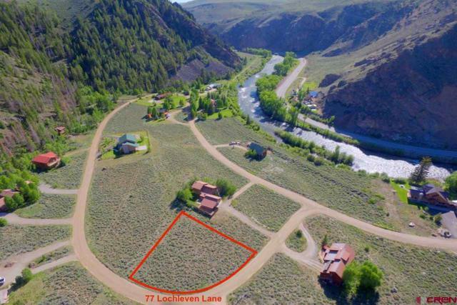 77 Lochleven Lane, Almont, CO 81210 (MLS #718142) :: CapRock Real Estate, LLC