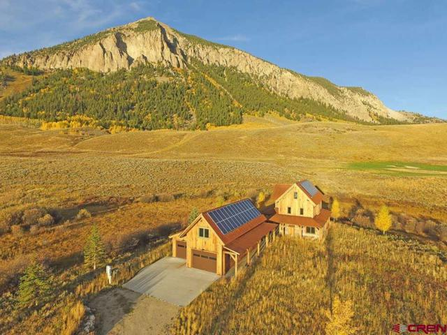 1021 Mccormick Ranch Road, Crested Butte, CO 81224 (MLS #721667) :: Durango Home Sales