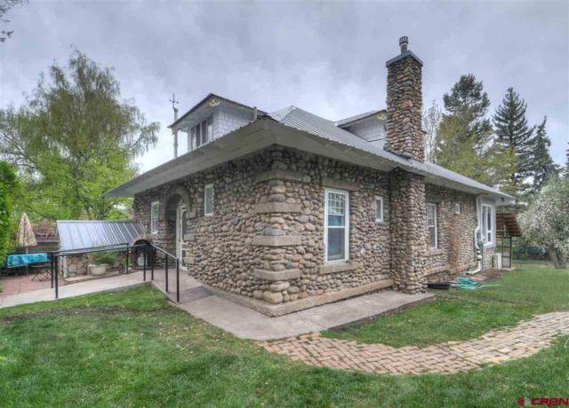 823 E 7th Avenue, Durango, CO 81301 (MLS #731296) :: Durango Mountain Realty