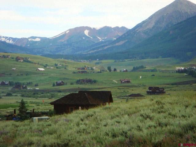 36 E Silver Sage Drive, Crested Butte, CO 81224 (MLS #732090) :: Durango Home Sales