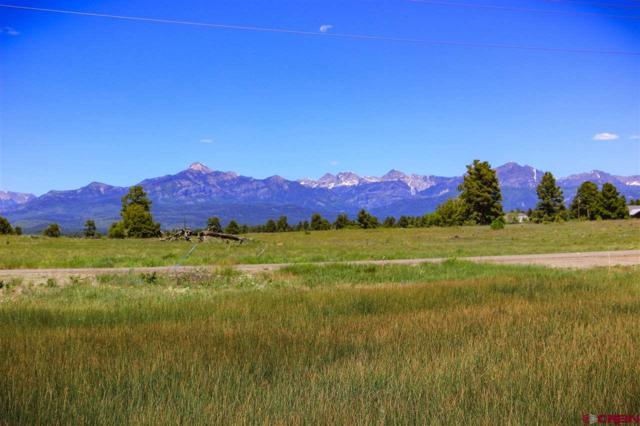 1862 Meadows Drive, Pagosa Springs, CO 81147 (MLS #732767) :: CapRock Real Estate, LLC