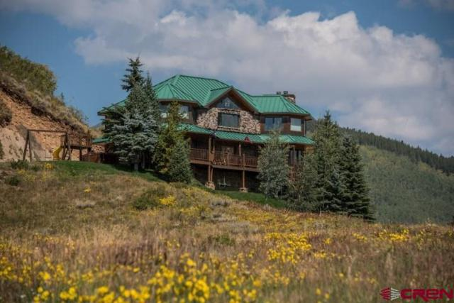 22 Sunflower Drive, Mt. Crested Butte, CO 81225 (MLS #733300) :: Durango Home Sales