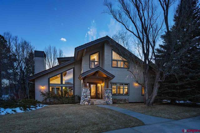 316 Cottonwood Creek Road, Durango, CO 81301 (MLS #733370) :: Durango Mountain Realty