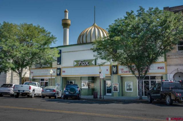27 S Cascade Avenue 1869 East Main, Montrose, CO 81401 (MLS #733533) :: Durango Home Sales