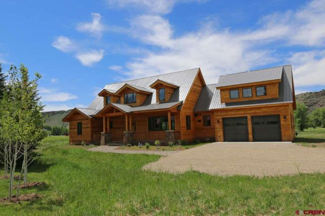 340 Tomichi Trail, Gunnison, CO 81230 (MLS #733862) :: CapRock Real Estate, LLC