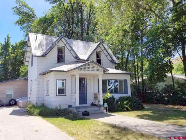 115 Niagara Avenue, Paonia, CO 81428 (MLS #734301) :: Durango Home Sales