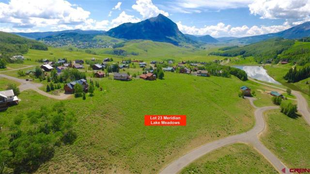 180 Meadow Drive, Crested Butte, CO 81224 (MLS #735092) :: CapRock Real Estate, LLC