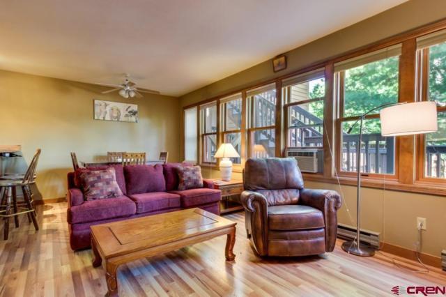 6 Ferringway Circle #49, Durango, CO 81301 (MLS #735633) :: Durango Mountain Realty