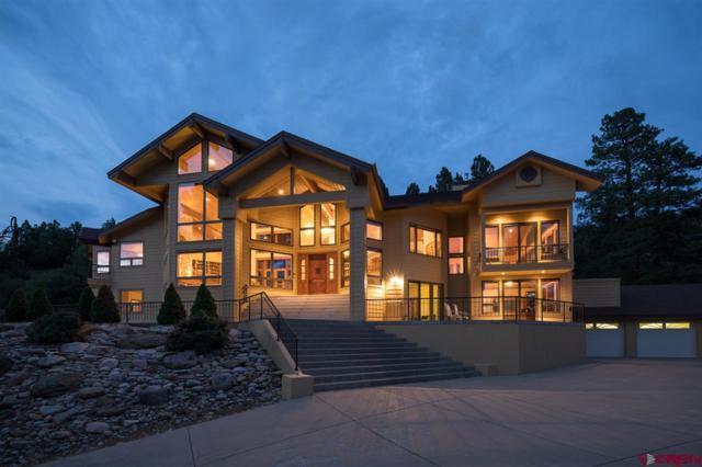 40 Perins Vista Drive, Durango, CO 81301 (MLS #735634) :: Durango Home Sales