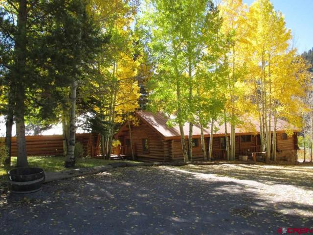 5572 Eaton Creek Court, Lake City, CO 81235 (MLS #736805) :: Durango Home Sales
