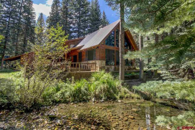 230 Boletus Creek Drive, Vallecito Lake/Bayfield, CO 81122 (MLS #736956) :: Durango Home Sales