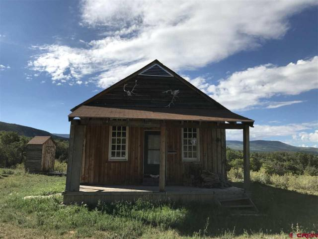 83438 Frontier Trail, Crawford, CO 81415 (MLS #737548) :: CapRock Real Estate, LLC