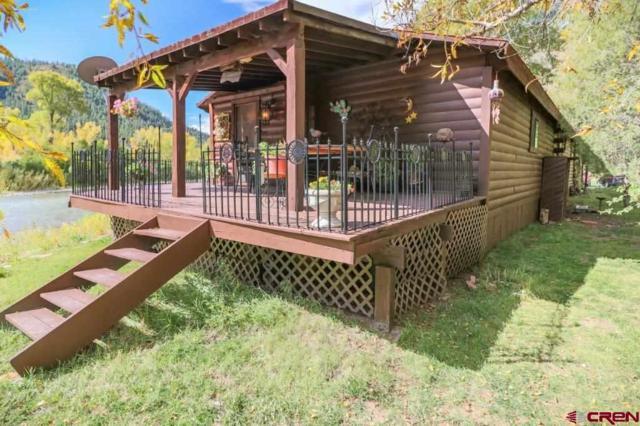 684 Estates Circle, Pagosa Springs, CO 81147 (MLS #738240) :: Durango Home Sales