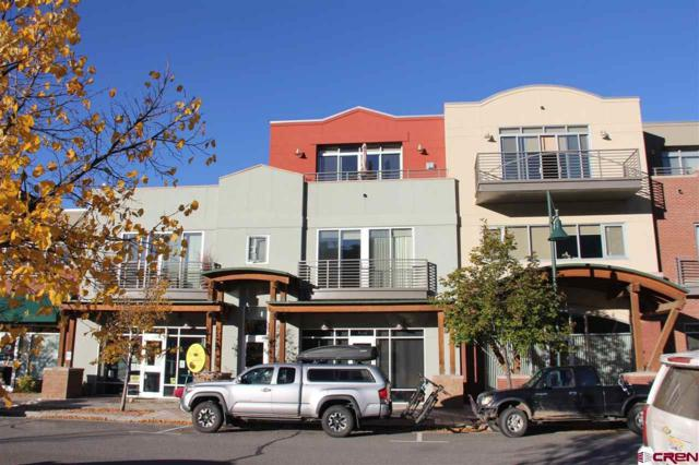 555 Rivergate Lane B1 - 230, Durango, CO 81301 (MLS #738458) :: Durango Home Sales