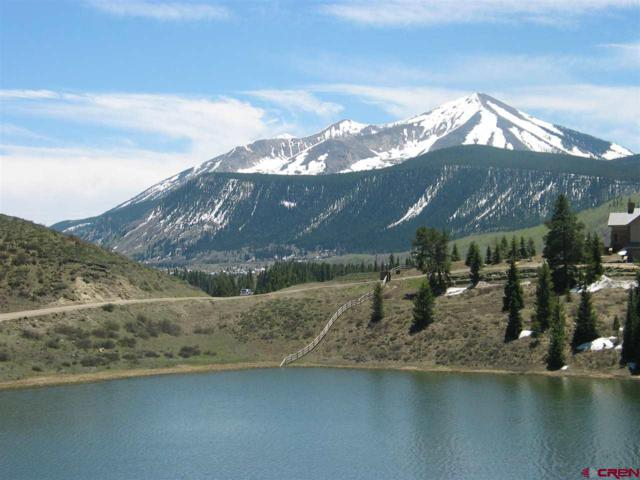 2282 County Road 734, Crested Butte, CO 81224 (MLS #738727) :: CapRock Real Estate, LLC