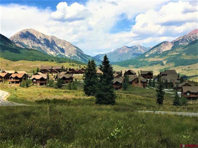 18 Walking Deer Lane, Mt. Crested Butte, CO 81225 (MLS #739170) :: CapRock Real Estate, LLC