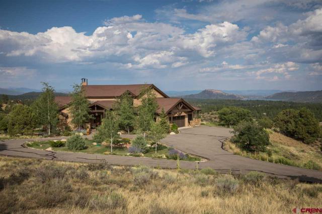 208 Cima Vista Way, Durango, CO 81303 (MLS #739308) :: Durango Mountain Realty