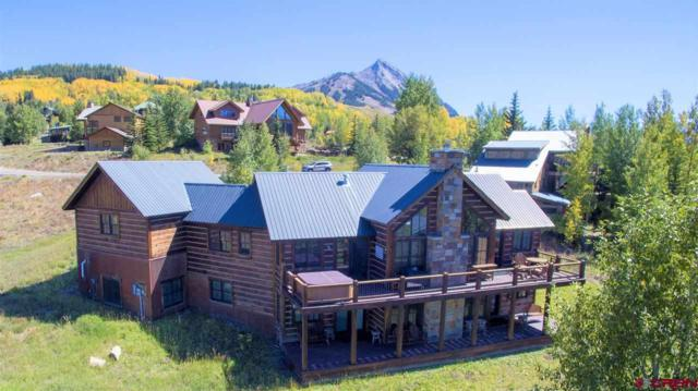 39 Anthracite Drive, Mt. Crested Butte, CO 81225 (MLS #739421) :: CapRock Real Estate, LLC